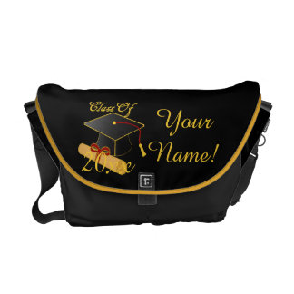 Personalized ANY Class Year Medium Messenger Bag