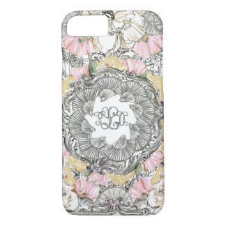 Personalized Art Deco iPhone 7 case