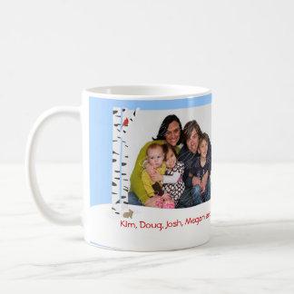 Personalized Aspen Woods Photo Mug
