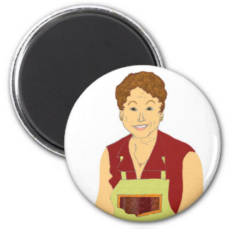 personalized avatar magnet