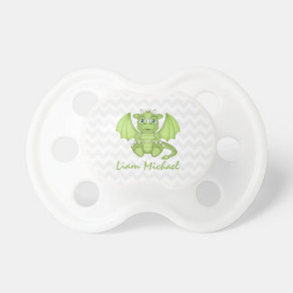Personalized Baby Dragon Pacifier