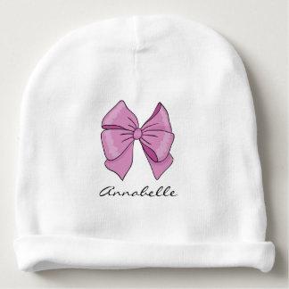 Personalized Baby Girls Beanie Hat Baby Beanie