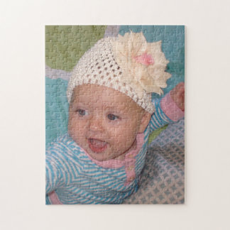 Personalized Baby Photo Puzzle