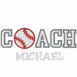 Personalized Baseball Coach Polos