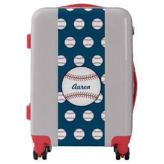 Personalized Baseball Sports Luggage