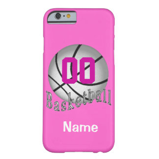 PERSONALIZED Basketball iPhone 6 Cases for Girls