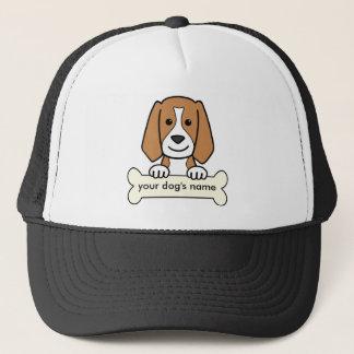 Personalized Beagle Trucker Hat