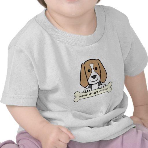 Personalized Beagle T Shirts