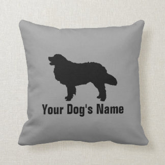 Personalized Bernese Mountain Dog バーニーズ・マウンテン・ドッグ Cushion