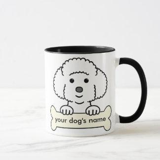 Personalized Bichon Frise Mug