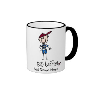 Personalized Big Brother Tshirts and Gifts Coffee Mug