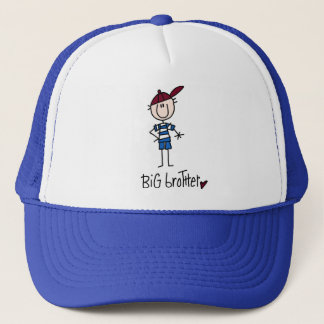Personalized Big Brother Tshirts and Gifts Trucker Hat