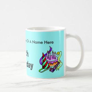 Personalized Birthday Mugs