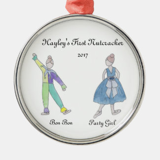 Personalized Bon-Bon/Party Girl Nutcracker Ornamen Christmas Ornament