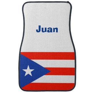 Personalized Boricua Bandera Puerto Rican 4Ana Floor Mat