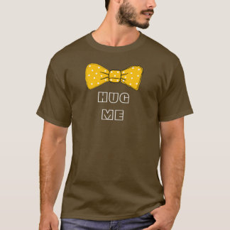 Personalized Bow-Tie Men's T-shirt