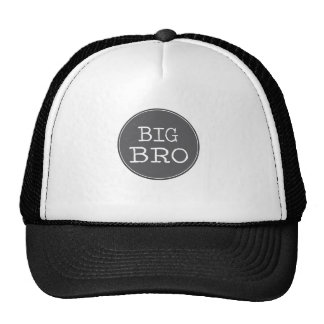 Personalized Boys Big Brother Gifts Hats