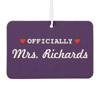 Personalized Bridal Wedding