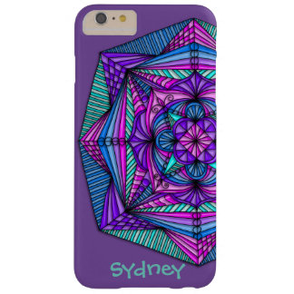 Personalized Bright Mandala iPhone 6 Plus Case