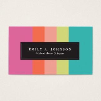 Personalized | Bright Stripes