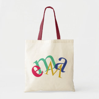 """Personalized Budget Tote - """"Emma"""""""