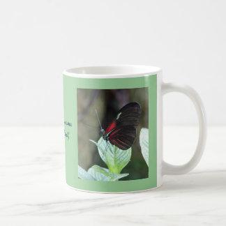 Personalized Butterfly Mug
