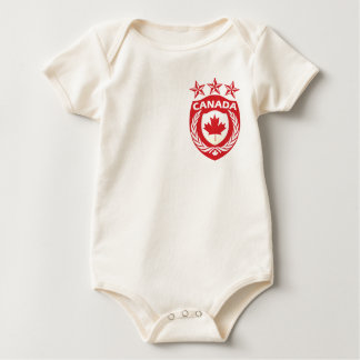 Personalized Canada Sport Jersey Infant Creeper