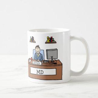 Personalized cartoon mug- MD Coffee Mug
