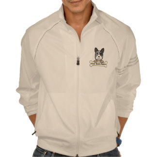 Personalized Cattle Dog Jackets