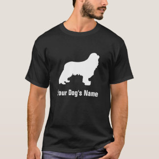 Personalized Cavalier King Charles Spaniel キャバリア T-Shirt