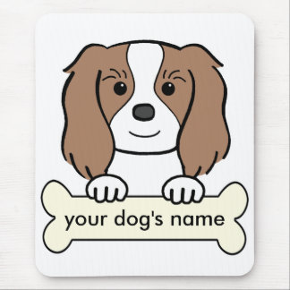 Personalized Cavalier Mouse Mat