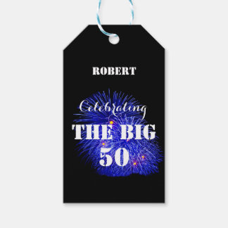 Personalized Celebrating THE BIG 50 -