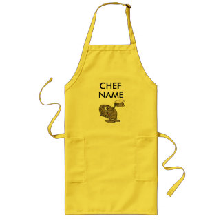 Personalized Chef's Apron