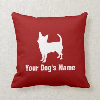 Personalized Chihuahua チワワ Cushion