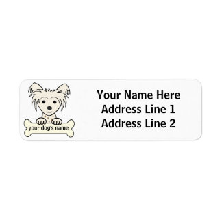 Personalized Chinese Crested