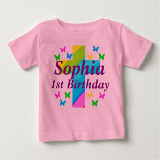 PERSONALIZED CHRISTIAN 1ST BIRTHDAY T SHIRT