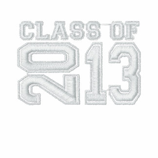 Personalized Class of 2013 Hoody