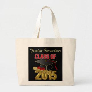 Personalized Class of 2015 Jumbo Tote Jumbo Tote Bag