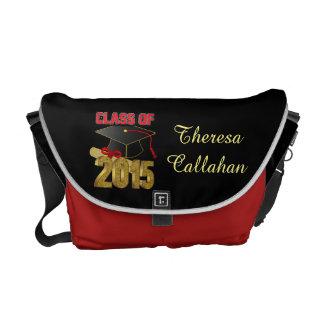 Personalized Class of 2015 Medium Messenger Bag