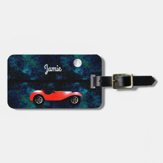 Personalized Classic Car Gifts Luggage Tag
