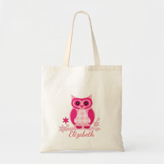 Personalized  Colorful Owl