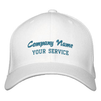 Personalized Company Basic Flexfit Wool Cap Embroidered Hats