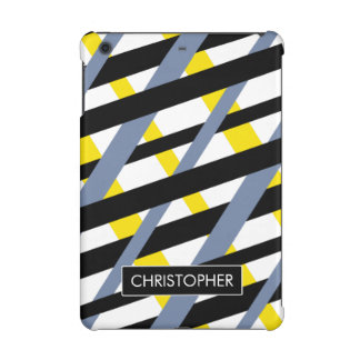 Personalized contemporary stripe pattern ybpgw