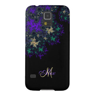 Personalized Cool Fractal Galaxy Case Galaxy S5 Cover