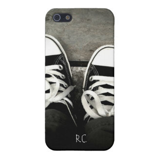 Personalized cool kicks iPhone 5 case