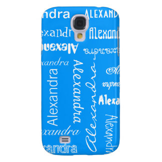 Personalized & Custom Color Galaxy S4 Case