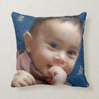Personalized Custom Photo Pillow