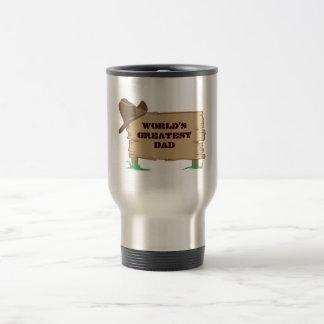 Personalized Customizable Western Sign Mugs