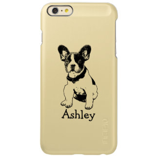 Personalized Cute Sweet French Bulldog Puppy