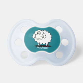 Personalized Cute White Sheep Dummy